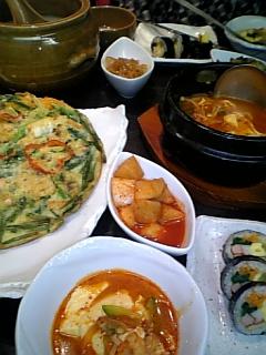 韓国料理の旅